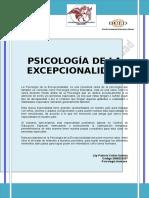 Psicologia de La Excepcionalidad tratamiento del autismo