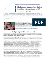 Gender ACP 16 Español Breve