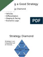 Strategic Diamond