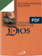 Historia Del Pueblo de Dios