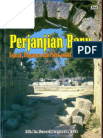Buku Perjanjian Baru Sejarah Pengantar Dan Pokok Pokok Teologisnya Agustus 2010