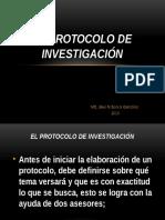 El Protocolo de Investigación OK