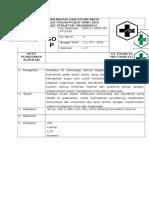 1. SPO Komunikasi Dan Koordinasi Pada Posisi-posisi Yang Ada Pada Struktur Organisasi