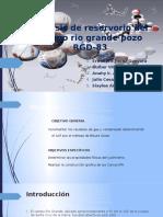 Analisis del Reservorio del Campio Rio Grande RGD-83