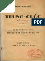 (1958) Trung Quốc Sử Lược - Phan Khoang