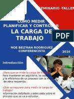 PARTICIPANTES COMO MEDIR LA CARGA-2016.ppsx
