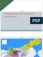 Configuración Del Territorio Colombiano