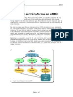 El CRM Se Transforma en ECRM