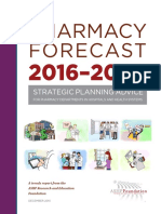 pharmacy forecast 2016 bookmarked