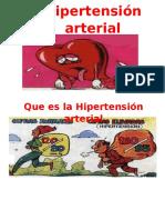 Rotafolio de Hipertension Arterial
