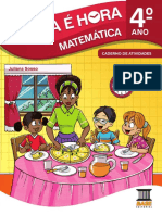 Cad Matematica 4ano Impressao