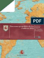 Panorama Geopolitico Conflictos 2015