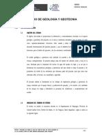 Estudio Geotécnico Sistema de Riego LLAPACHURU - Moquegua