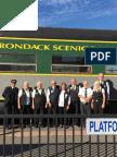 Adirondack Scenic Railrod Connection to Auburn, NY