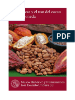 Cuadernillo Cacao