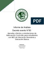 Informe de Análisis