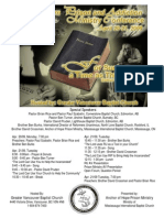 Western Prison & Addiction Ministry Conference