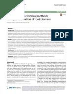 Benchmarking Electrical Methods
