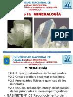 Mineralogia Cap II