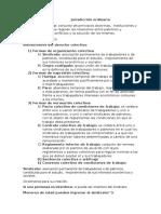 Cuestionario Derecho Laboral Jurisdiccion Ordinaria