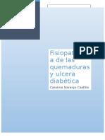 Fisiopatología de Ulceras en Diabéticos
