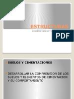 5 Estructuras Con Albañileria Clase 5 Cargas y Cimentaciones