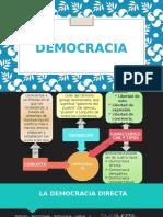 Democracia Participativa y Representtica