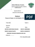 LCD en Protoboard