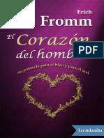 El Corazon Del Hombre - Erich Fromm
