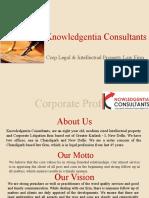 Knowledgentia Consultants - Profile