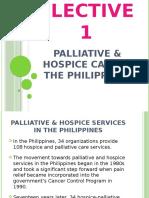 El1 - Palliative & Hospice Care in the Philippines