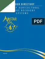 2015 Agstar Vendor Directory July 2015 508 072715
