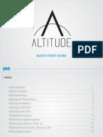 Altitude Guide