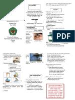 Leaflet DBD