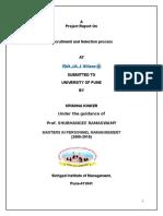 215621291-HR-Recruitment-Selection-Project-of-BAJAJ-ALLIANZ.doc