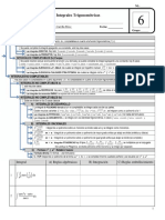 Serie 06 - Integrales de Funciones Trigonometricas