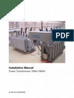 150kV~500kV Power transformer (EN)