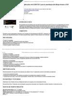 CURSO SEMIPRESENCIAL Aplicación web DIBUTEC para la enseñanza del dibujo técnico (CEP SANTANDER)