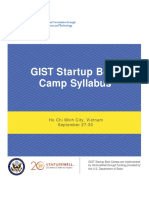 1. Syllabus_GIST Boot Camp Vietnam