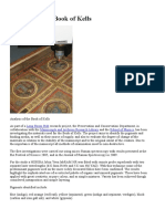 Analysis of the Book of Kells