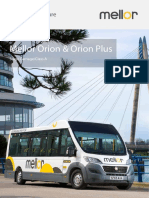 Orion Range Brochure Inc Orion and Orion Plus Class A