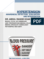 Hypertension Presentation