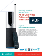 Conferencecam Connect Business Datasheet