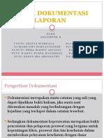 Tehnik Dokumentasi Dan Pelaporan