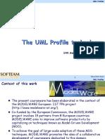 TheUMLProfileTechnology