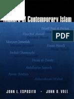 John L. Esposito, John Voll-Makers of Contemporary Islam (2001)