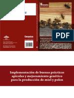 Implementación de Buenas Prácticas Apícolas y Mejoramiento Genético Para La Producción de Miel y Polen