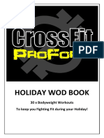 Holiday Wods 4848