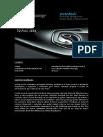 Syllabus 3ds Max 2010 Essentials