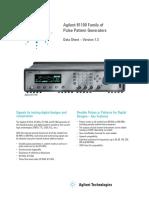 81101a Pulse Generator